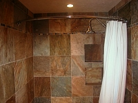 Stone/Tile baths and showers 220