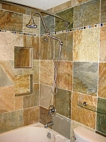 Stone/Tile baths and showers 221