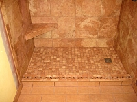 Stone/Tile baths and showers 243