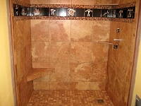 Stone/Tile baths and showers 246