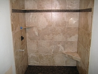Stone/Tile baths and showers 248