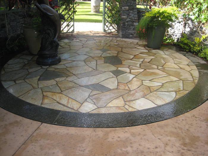 A gallery of ceramic tile, porcelain and stone work all done by Duval Tile & Stone.
