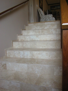 Ceramic, Porcelain, & Stone Floors and Stairs two