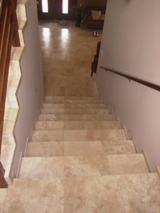 Ceramic, Porcelain, & Stone Floors and Stairs three