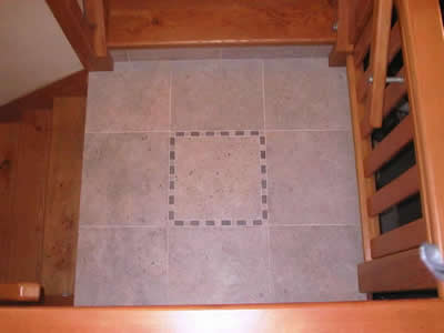 Ceramic, Porcelain, & Stone Floors and Stairs six