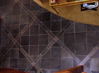 Ceramic, Porcelain, & Stone Floors and Stairs thirteen