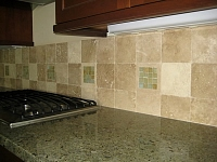 Tile/Stone kitchens 24