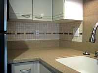 Tile/Stone kitchens 36