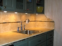 Tile/Stone kitchens 41