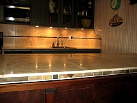 Tile/Stone kitchens 43