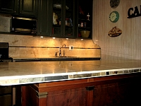 Tile/Stone kitchens 44