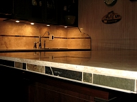 Tile/Stone kitchens 46